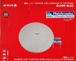 caravan boat tv antenna