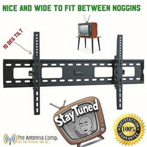 TV  Bracket wall mount 37 to 70 Full Wall Plate  TB07 75 kg quality led lcd