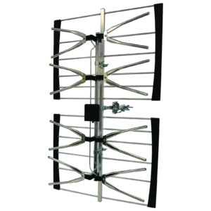 TV Antenna kit 2 WAY PREMIUM pack (2) UHF Digital Pre built  PLEASE READ