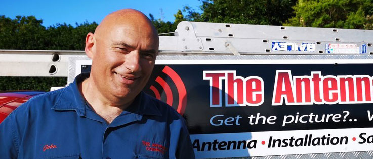 John Polakov from the Antenna Company