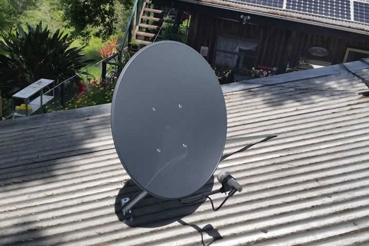 Satellite Reception