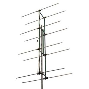 hi gain digital phased arrray vhf antenna long range