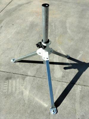 satellite tripod mount